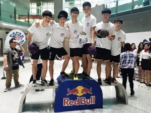 RedBull Paper Wings Hong Kong Final