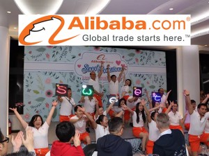 Team Building – Alibaba Annual Dinner Staff Performance