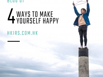 4 Ways to Make Yourself Happy