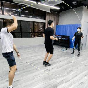 跳繩體驗工作坊女